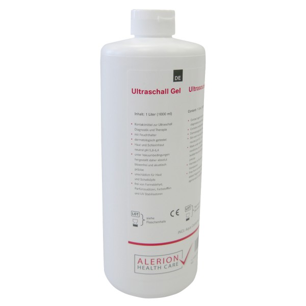 Ultraschall Gel 1000 ml Ultraschallgel